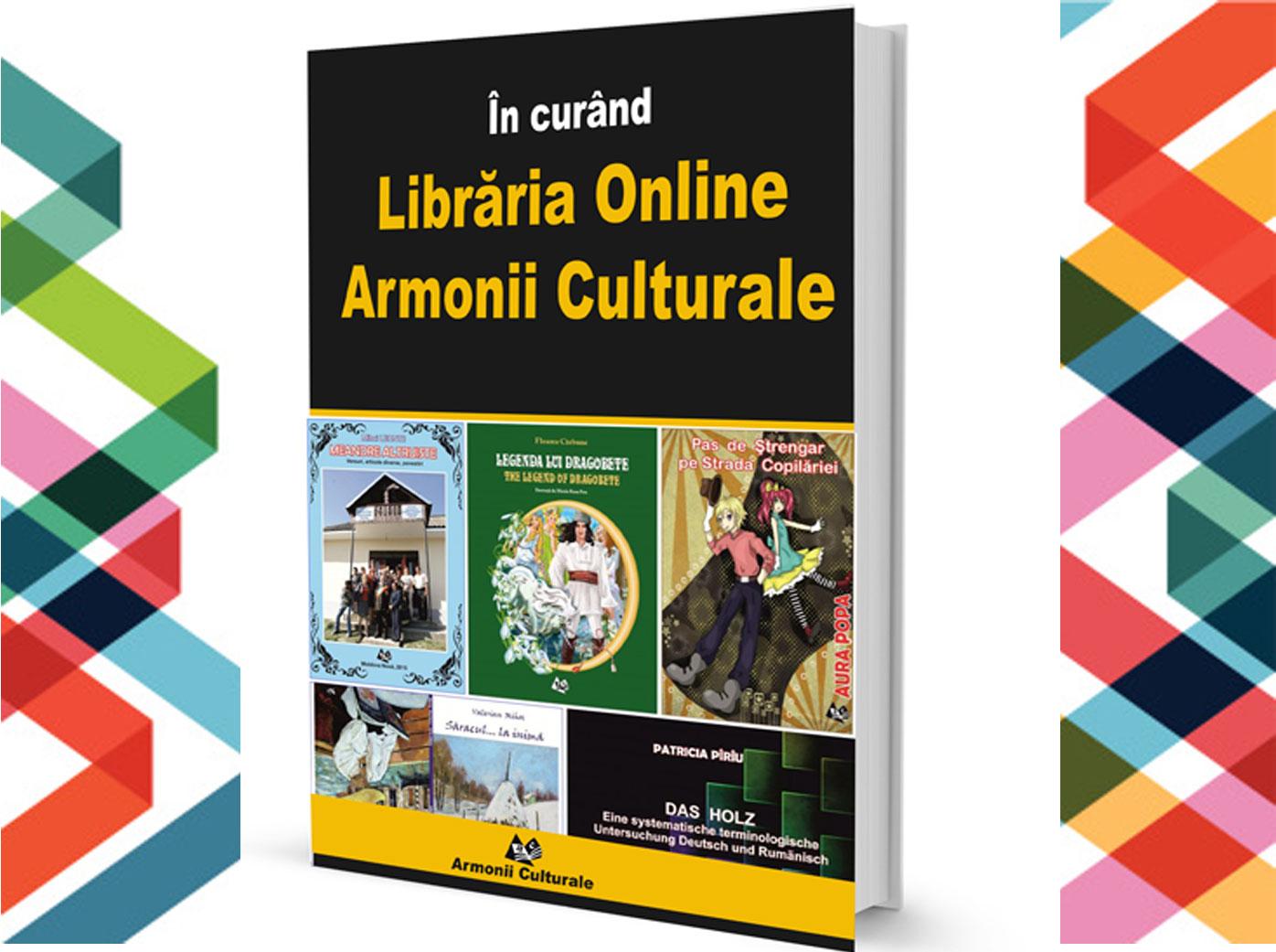 In curand Libraria Armonii Culturale