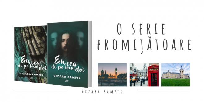 """Cezara Zamfir semnalează apariția cărții Jocul măștilor - """"Eu, cea de pe locul doi""""."""