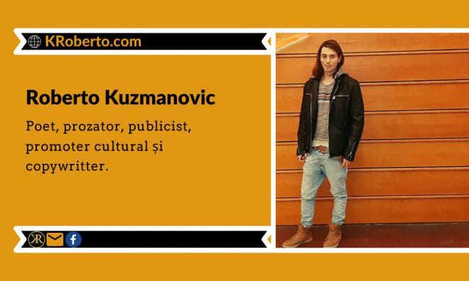 Portret de autor Roberto Kuzmanovic